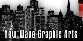New Wave Graphic Arts Bay Area Web Design Graphic Design and Promotional Business Products